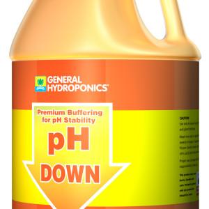 pH Down Acid Gallon
