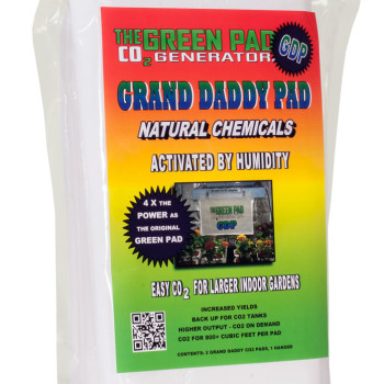 Green Pad CO2 Grand Daddy Pad