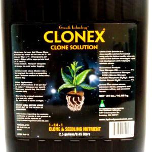 Clonex Clone Solution 2.5 Gal