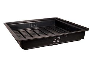 Flood Table 3x3 Black