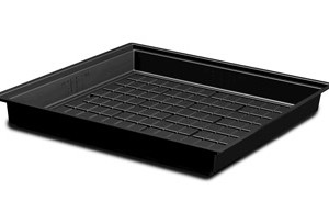 Flood Table 4x4 Black