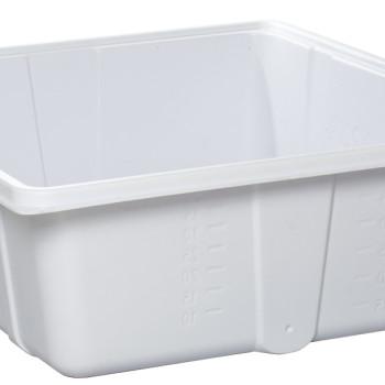 40 Gal Res Bottom Prem White