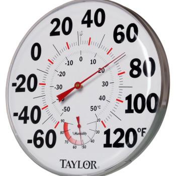 Temp/Humidity Gauge