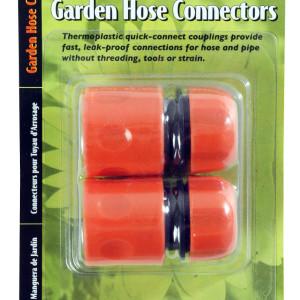 Quick Hose Connectors 2-pack