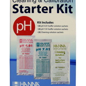 Solution Kit (PH & Cleaning)