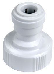"3/8"" Quick Discon Hose Adapter"