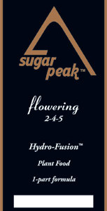 Sugar Peak Flower 2.5G