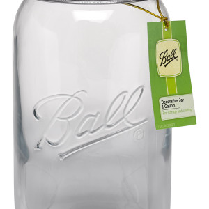 Ball Jar 1Gal Decorative