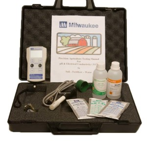 Milwaukee PH / EC / TDS Kit