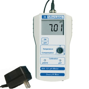 Monitor Portable  PH meter