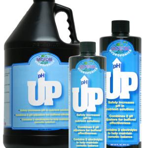 pH Up 2.5 Gal