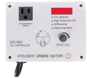 CO2 Smart Controller with High