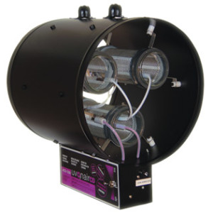 "10"" In-Line Duct Ozonator 1 Ce"