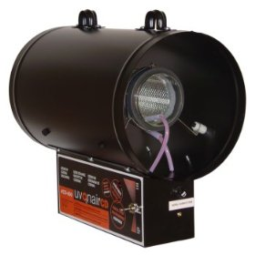 "8"" Cd-in-line Duct Ozonator Co"