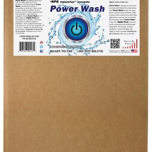Power Wash 5 Gal