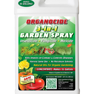 Organocide 3-in-1 Spray Qt