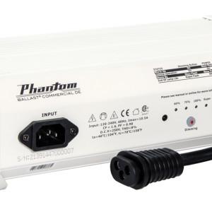 Phantom Commercial DE 1000W HP