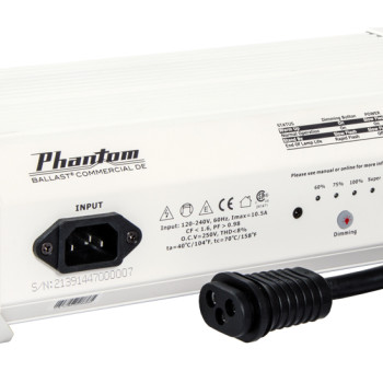 Phantom Commercial DE 1000W HP