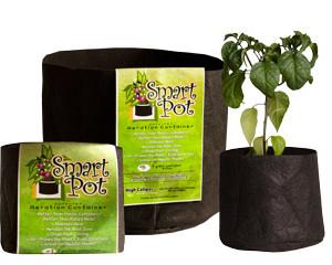 "3 Gallon Smart Pot 10""x 7.5"""