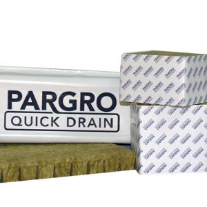 "Pargro QD 3"" w/ hole"