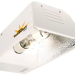 Mini Sunburst MH 175w w/ Lamp