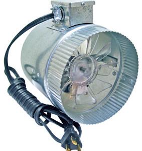 """6"""" Duct Fan 160 CFM"""