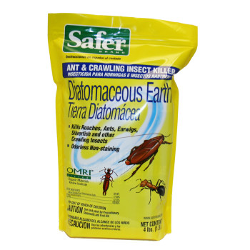 Diatomaceous Earth Insect Kill