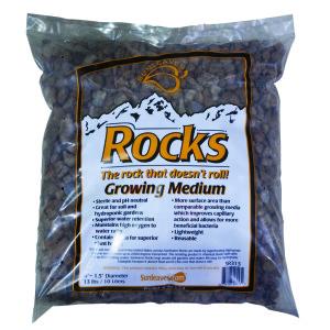 "Rocks 0.25""-0.5"" 13lb/10L"