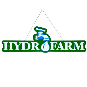 Hydrofarm Wall Mount LED Sign