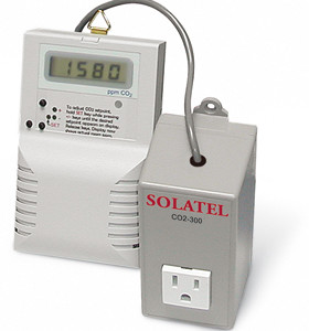Co2 Stand Alone Monitor