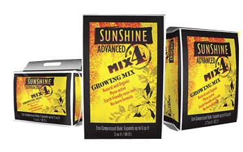 Sunshine Advanced Mix #4 2.2