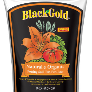 Black Gold All Org 16Qt
