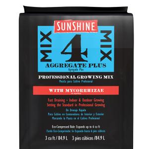 Sunshine #4 w/ Myco 3cf