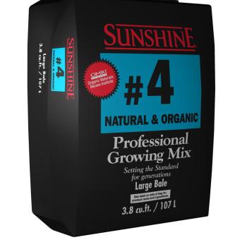 Sunshine #4 N&O w/ Myco 3.8cf