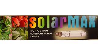 SolarMax MH 1000W Veg Lamp