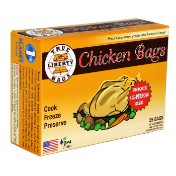 True Liberty Chicken Bags