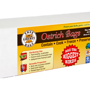 True Liberty Ostrich Bags