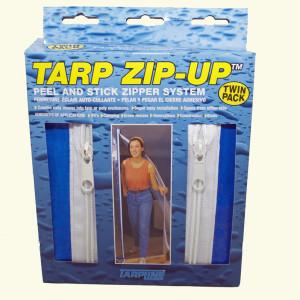 Tarp Zip Up Blue Twin Pack
