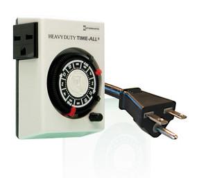 15 Amp 3600 W 240 Volt Timer