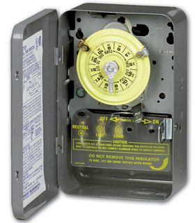 T101 Timer w/metal case