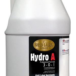 Gold Label Nutrients Hydro A 4