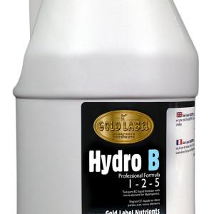 Gold Label Nutrients Hydro B 4