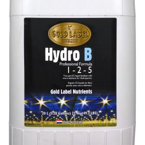Gold Label Nutrients Hydro B 2