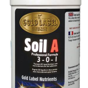 Gold Label Nutrient Soil A 250