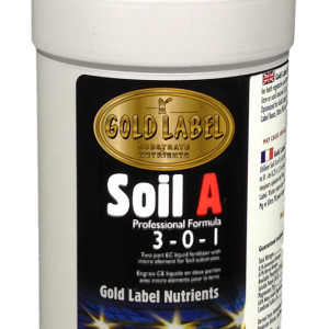 Gold Label Nutrients Soil A 50