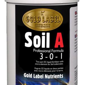 Gold Label Nutrients Soil A 1L