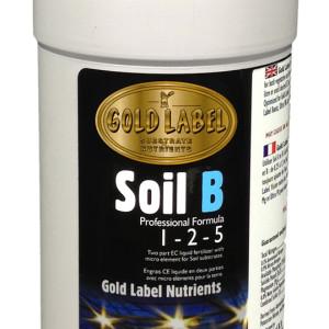 Gold Label Nutrients Soil B 50