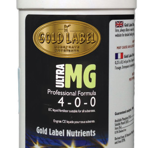 Gold Label Nutrient Ultra MG