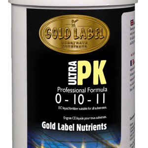 Gold Label Nutrients Ultra PK