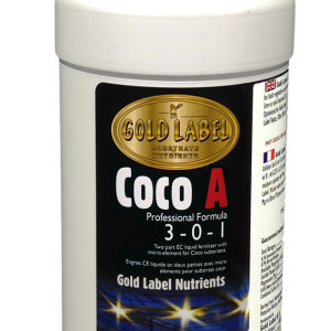 Gold Label Nutrients Coco A 50